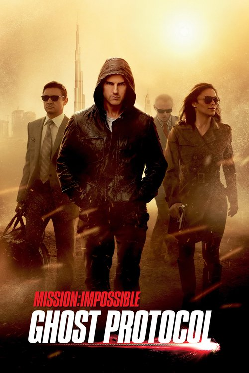 Great Movies which are Similar to Mission: Impossible