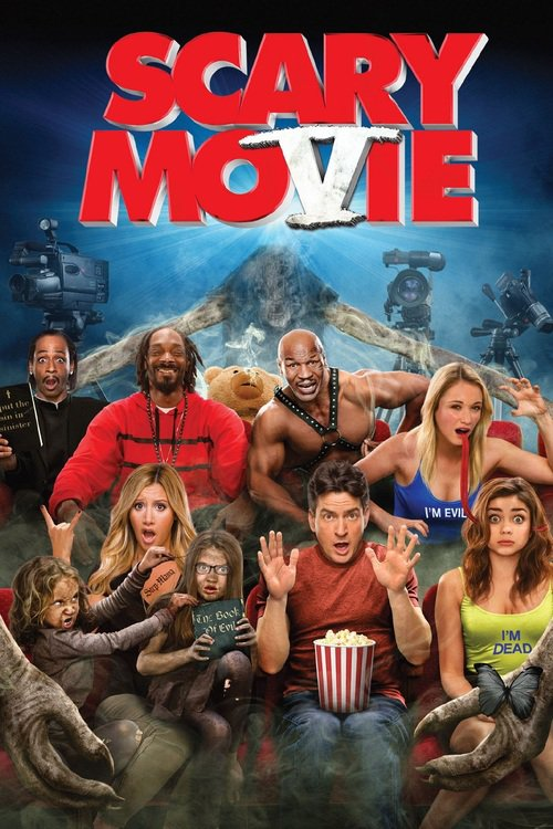 10 Movies Which Are Similar To Scary Movie 5