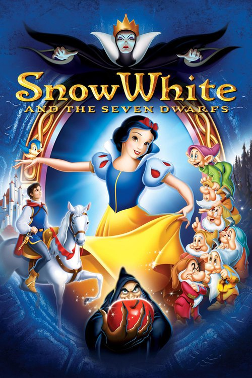 top 10 films which are similar to snow white and the seven dwarfs